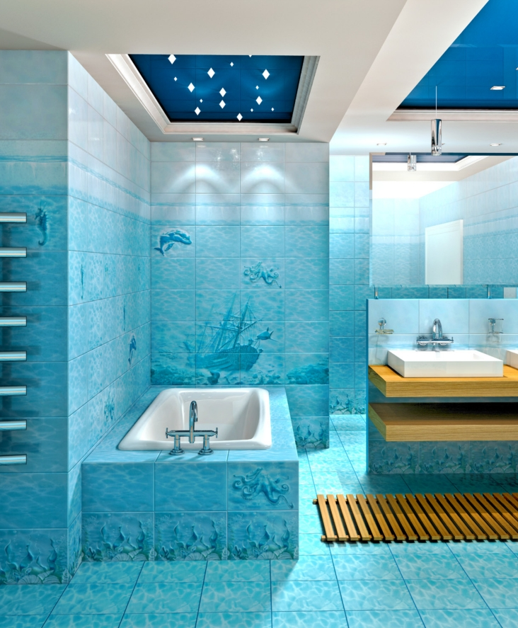 Каталог дизайн ванной комнаты с ценой