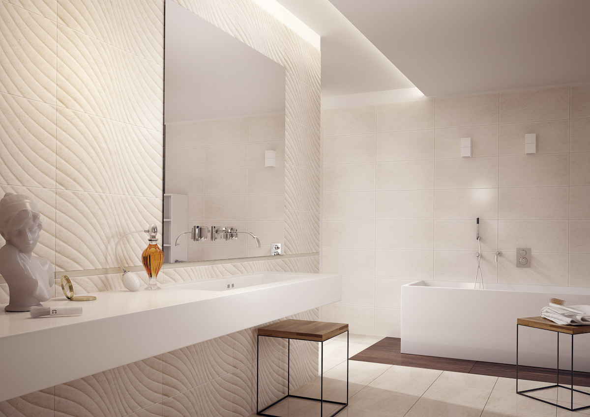Ceramic tile designs bathroom