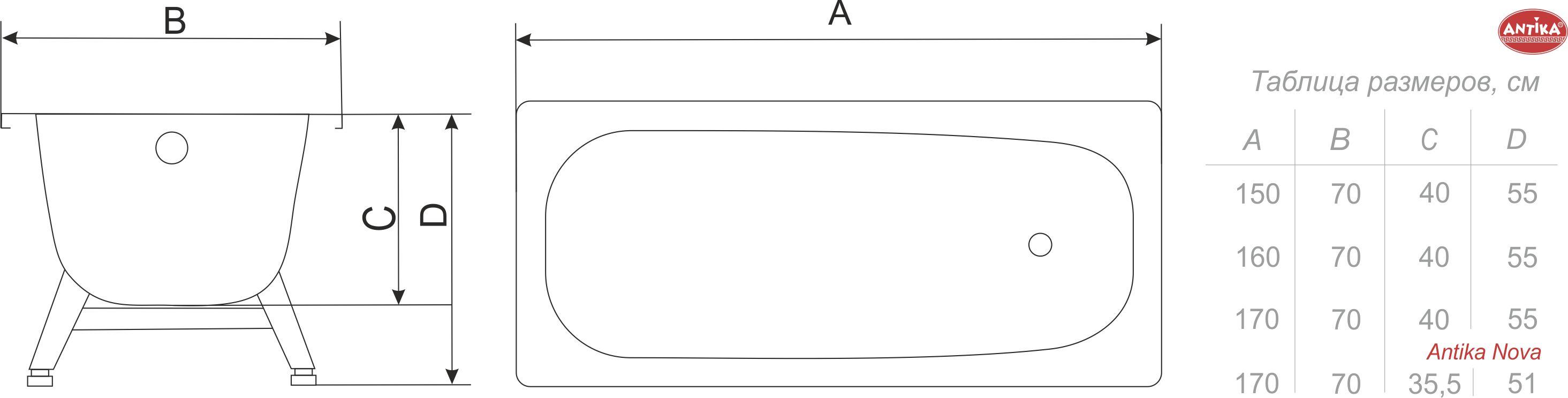 Схема сборки ванны 1 марка 160