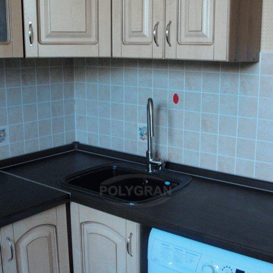 Кухонные мойки из искусственного камня недорого